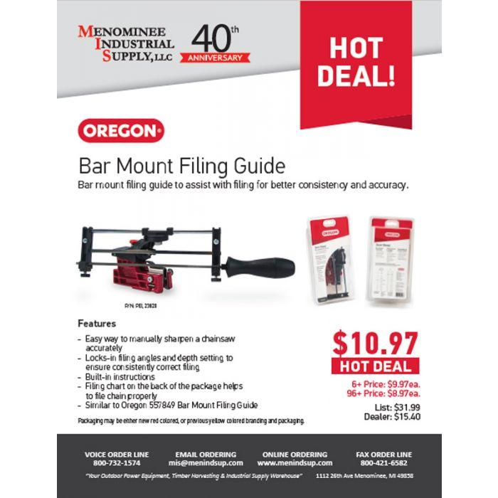 HOT DEAL - Bar Mount Filing Guide