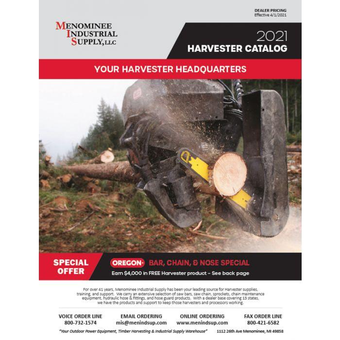 Harvester Catalog - Dealer