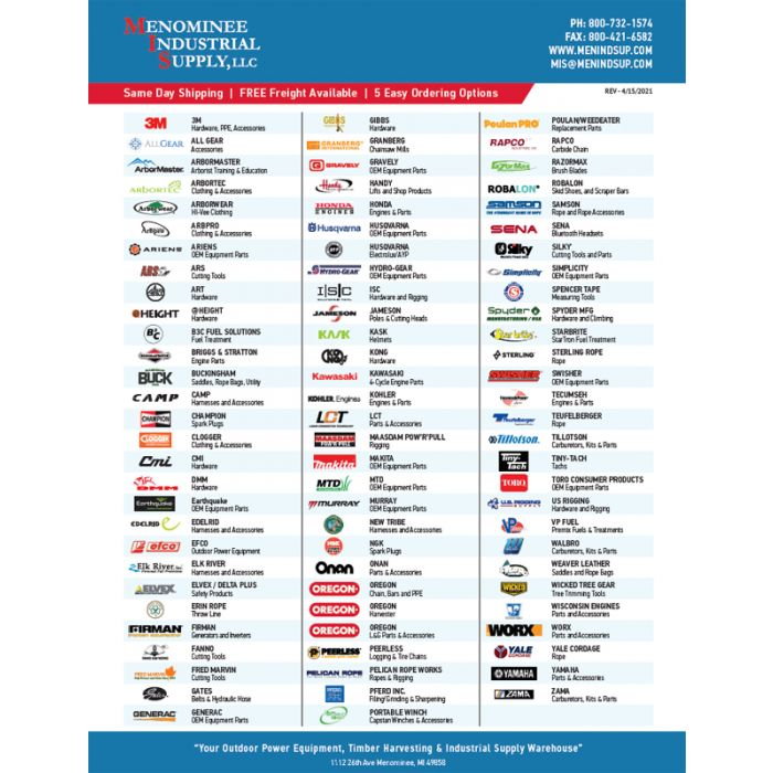 Line Card - Equipment and Parts