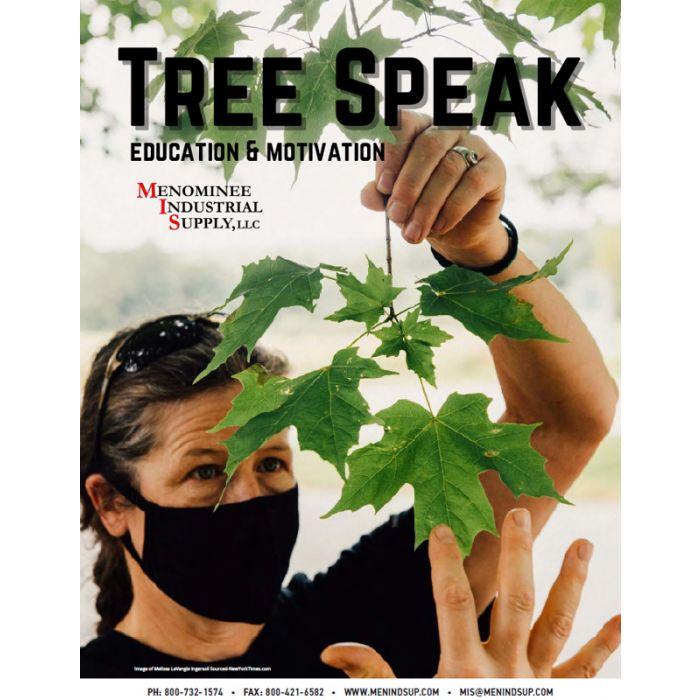 Professional Arborist: Tree Speak PPE